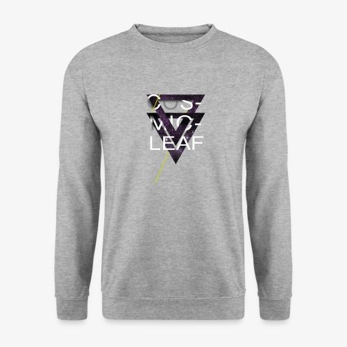 Cosmicleaf Triangles - Men's Sweatshirt