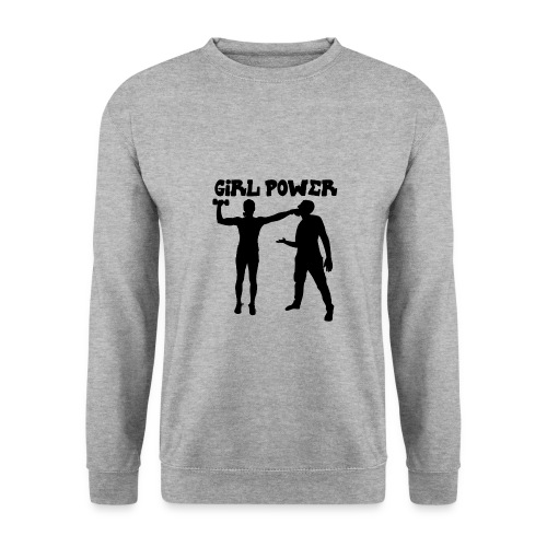 GIRL POWER hits - Sudadera hombre