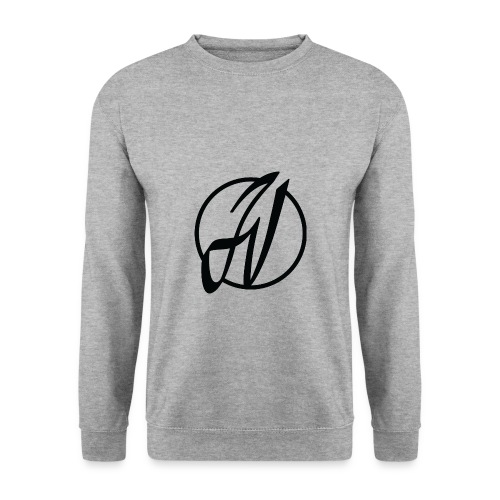 JV Guitars - logo noir - Sweat-shirt Homme