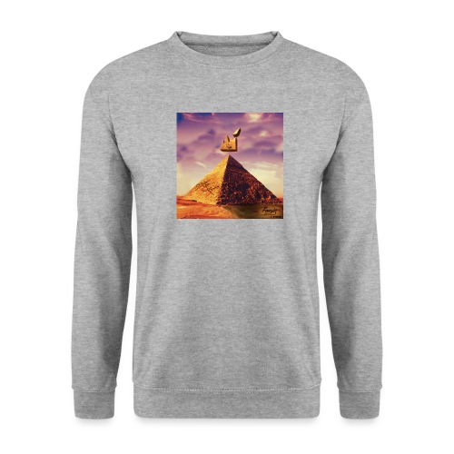 The Pyramid Of Fonzie - Sweat-shirt Homme