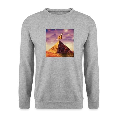 The Pyramid Of Fonzie - Sweat-shirt Unisexe