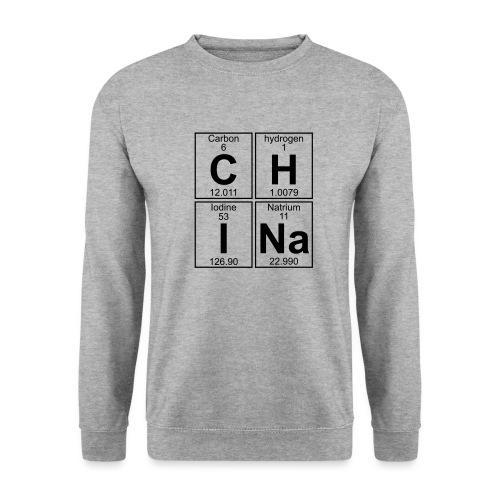 C-H-I-Na (china) - Full - Men's Sweatshirt