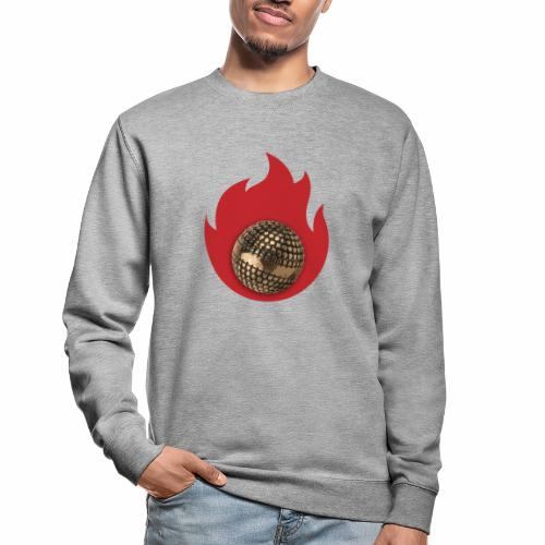 petanque fire - Sweat-shirt Unisexe