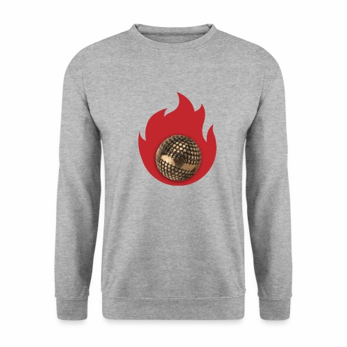 petanque fire - Sweat-shirt Homme