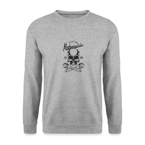 Totenkopf - Männer Pullover