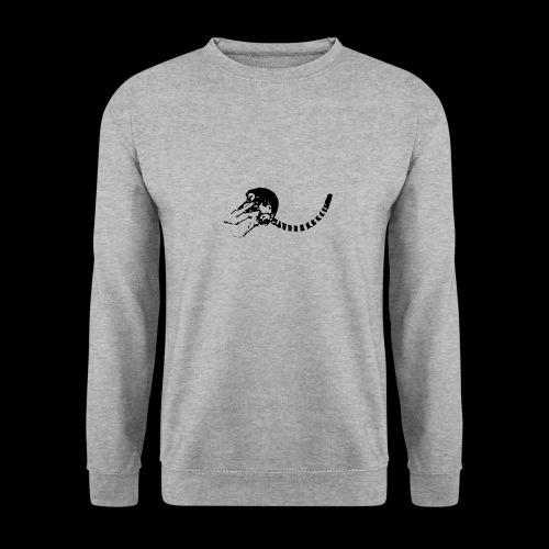 Jumping Katta - Männer Pullover
