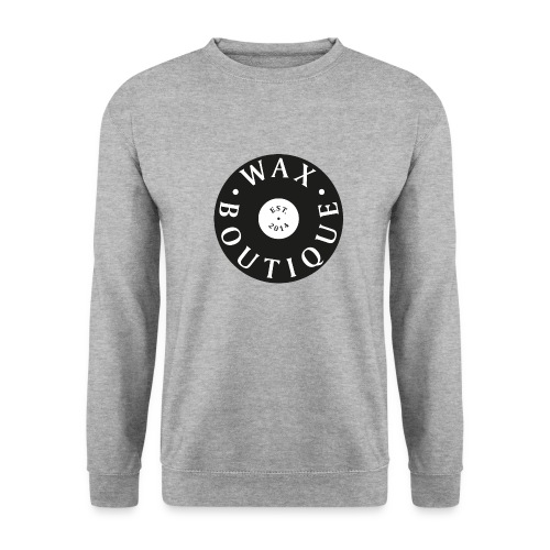 Wax Boutique Logo Goed png - Mannen sweater
