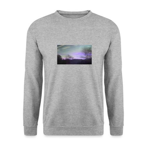 lilac sky - Unisex sweater