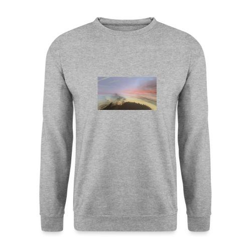 pink sky - Unisex sweater
