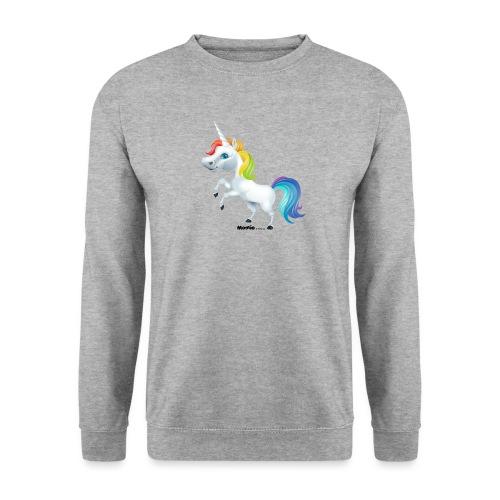 Regenboog eenhoorn - Unisex sweater