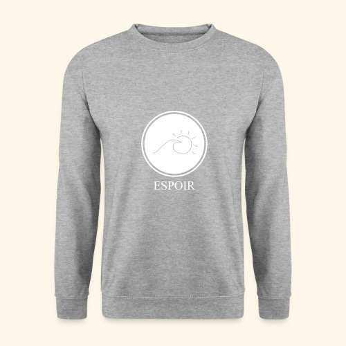 Espoir sun and waves - Men's Sweatshirt