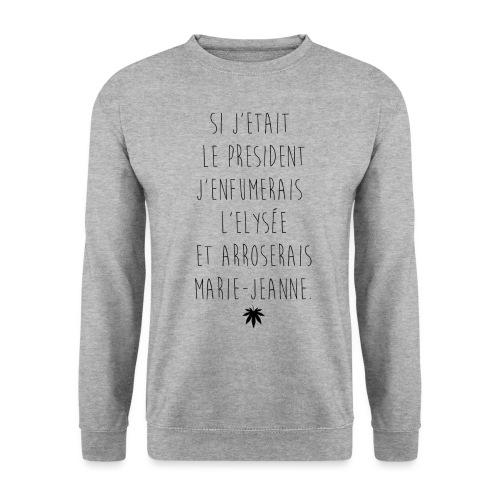 MARIE JEANNE - Sweat-shirt Homme