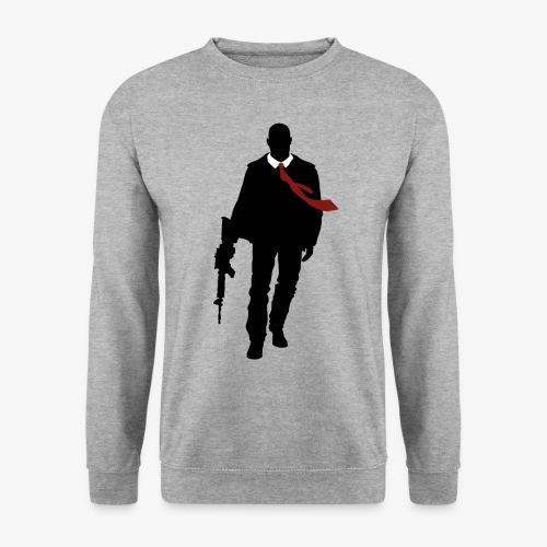 PREMIUM SO GEEEK HERO - MINIMALIST DESIGN - Sweat-shirt Unisex