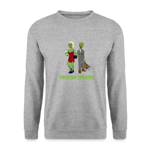 Fashion Zombie - Unisex Sweatshirt