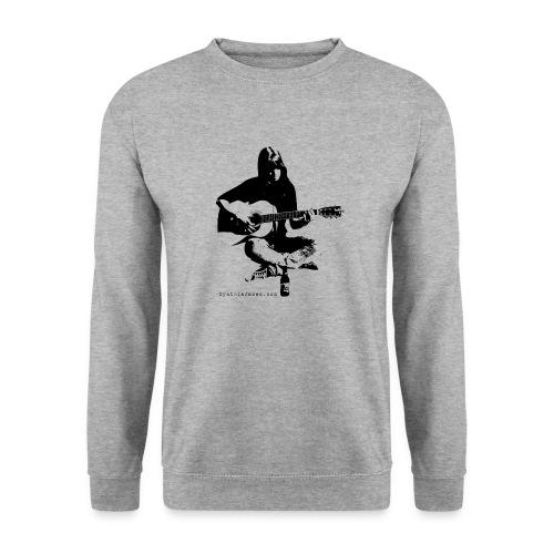 Cynthia Janes guitar BLACK - Unisex Sweatshirt