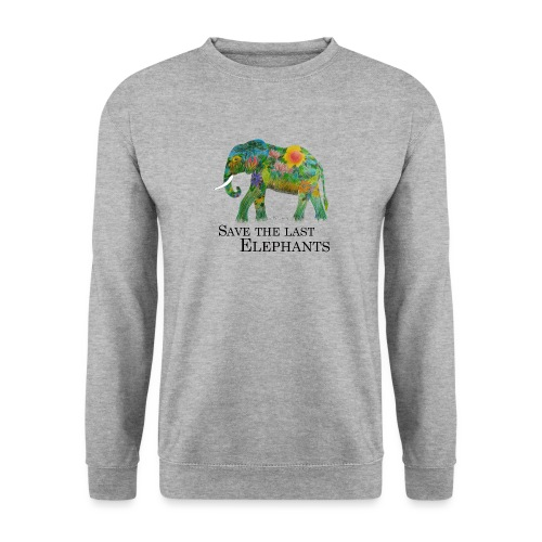 Save The Last Elephants - Unisex Pullover