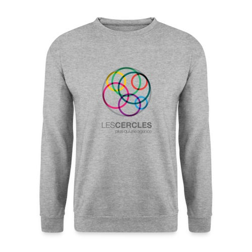 LESCERCLES Logo Colour - Men's Sweatshirt