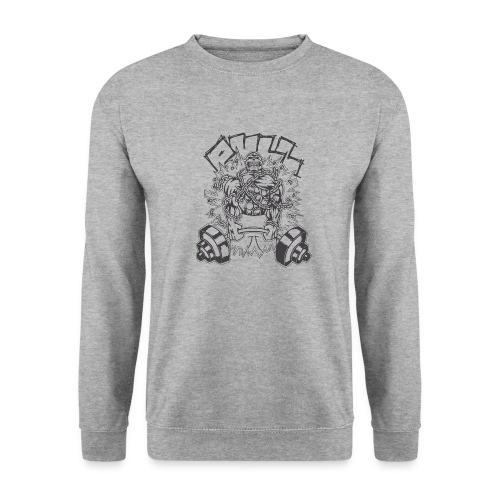 Pull Schwarz - Männer Pullover