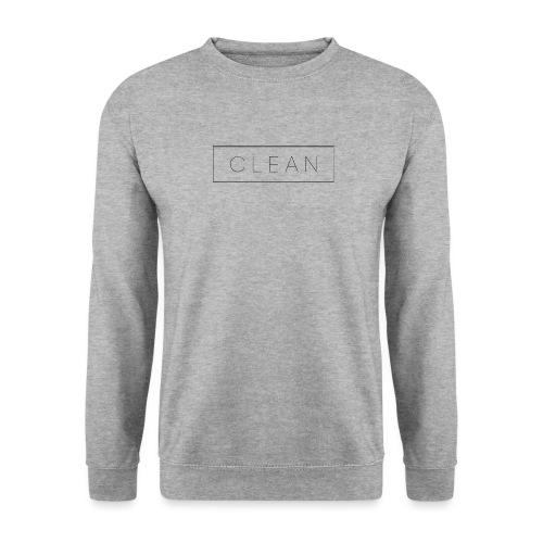 Clean - Unisex Pullover