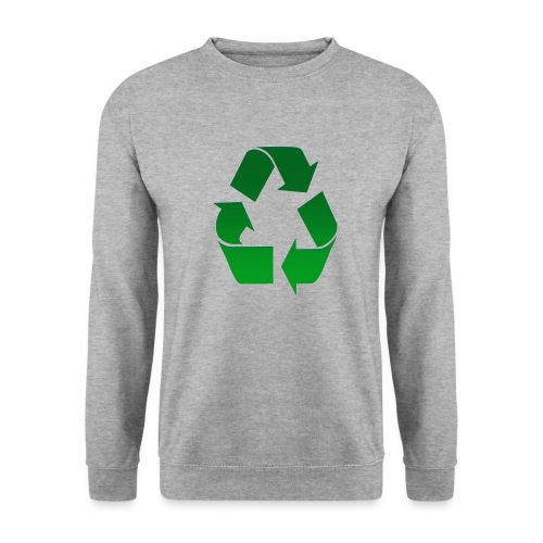 Recyclage - Sweat-shirt Homme