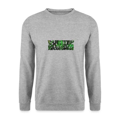 Dubstep Division Recordings Logo Green - Männer Pullover