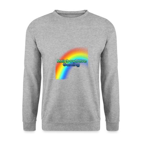 RainbowDave Gaming Logo - Unisex Sweatshirt
