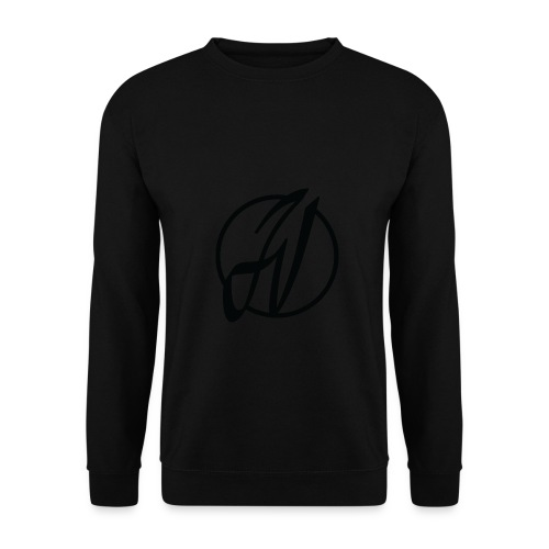 JV Guitars - logo noir - Sweat-shirt Homme