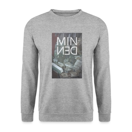 crewneck minden bottles and pills jpg - Unisex Pullover