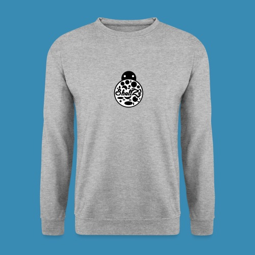 ShellZz Logo Invert - Men's Sweatshirt
