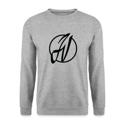 JV Guitars - logo noir - Sweat-shirt Unisexe