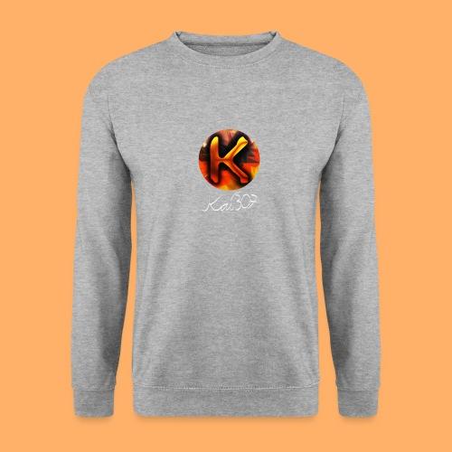 Kai_307 - Profilbild + Unterschrift Weiß - Männer Pullover
