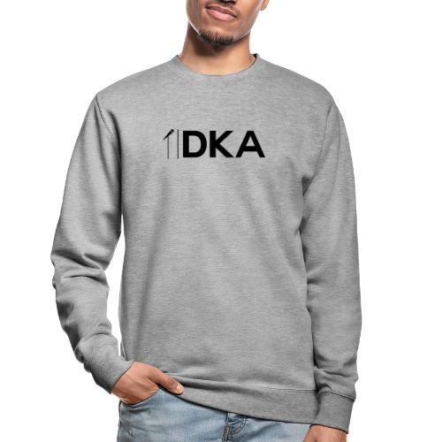 DKA - Oficjalna odzież z logiem DKA (czarne) - Bluza unisex