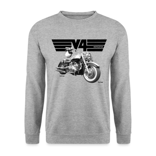 Royal Star Chopper WINGS 2 - Unisex Pullover