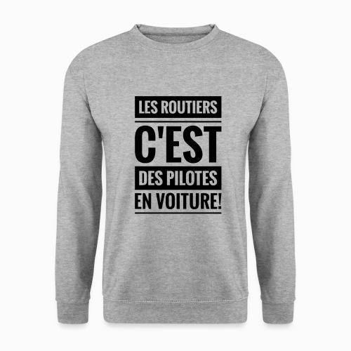 Les Routiers - Sweat-shirt Homme