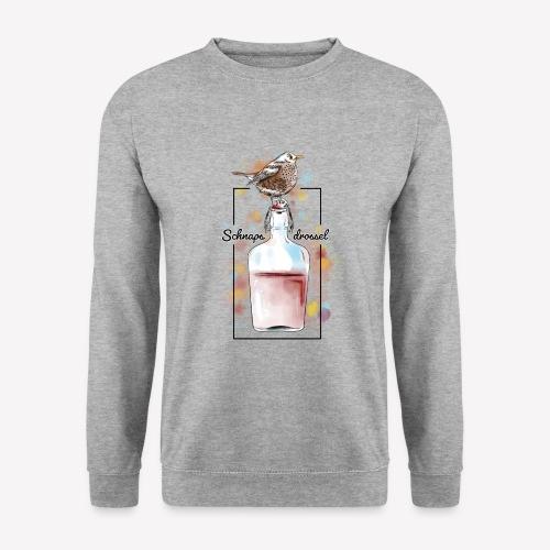 Schnapsdrossel - Unisex Pullover