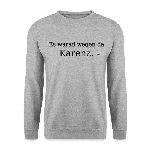 Karenz - Männer Pullover