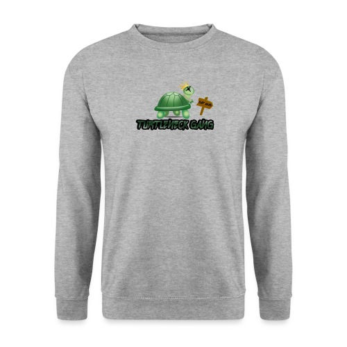 Turtle Neck Design 1 - Unisex Sweatshirt