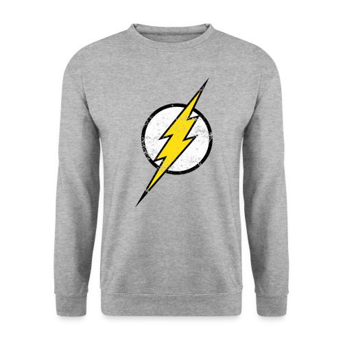 DC Comics Justice League Flash Logo - Unisex Pullover