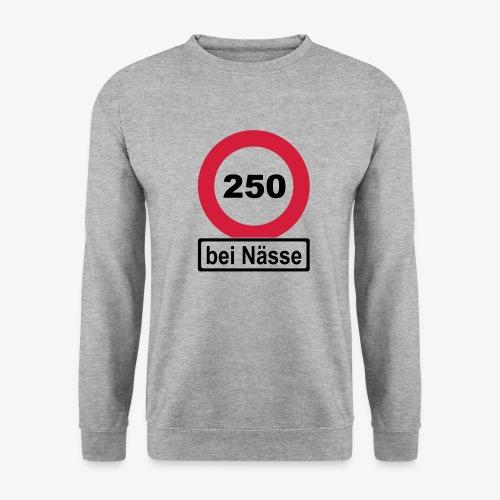 250 bei Nässe zweifarbig - Männer Pullover