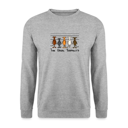 The usual suspects - Männer Pullover