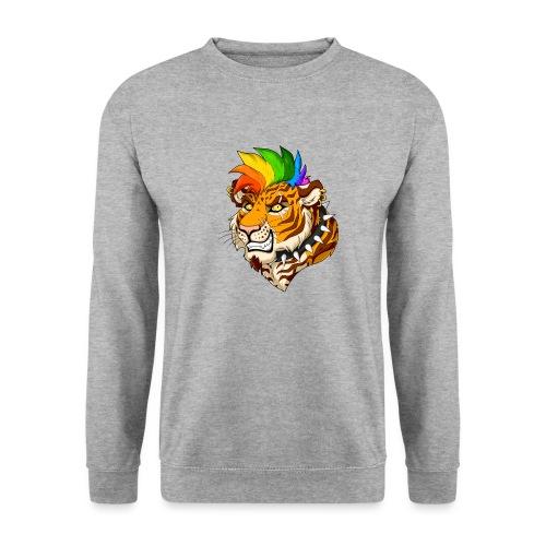 Punk Tiger - Bluza męska