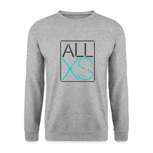 Black and Blue basic - Unisex sweater