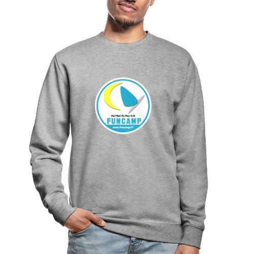 logo - Sweat-shirt Unisexe