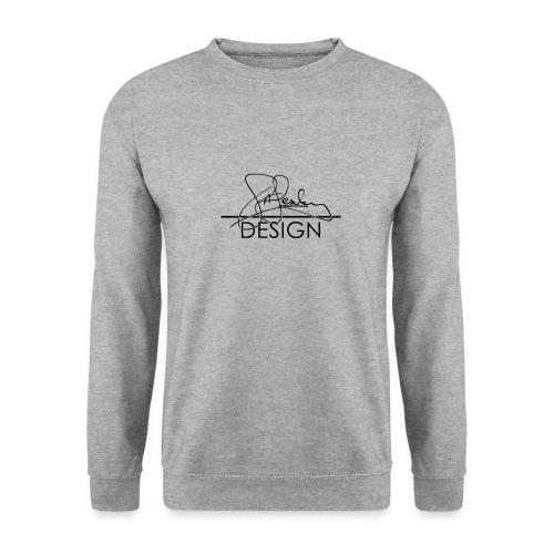 sasealey design logo png - Men's Sweatshirt