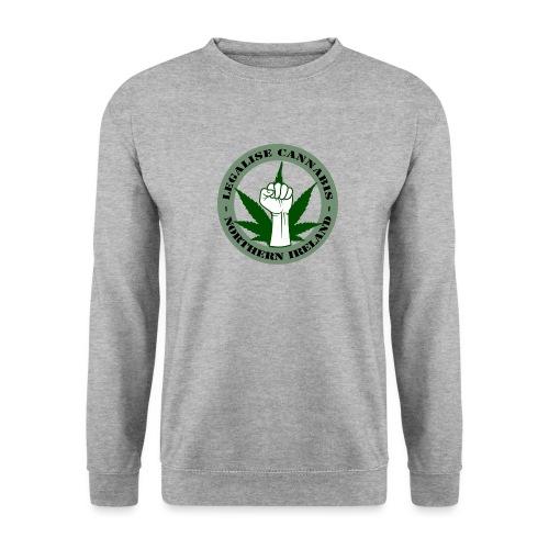 Legalise Cannabis - Northern Ireland - Men's Sweatshirt