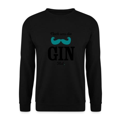 Nach uns die Gin-Flut - Unisex Pullover