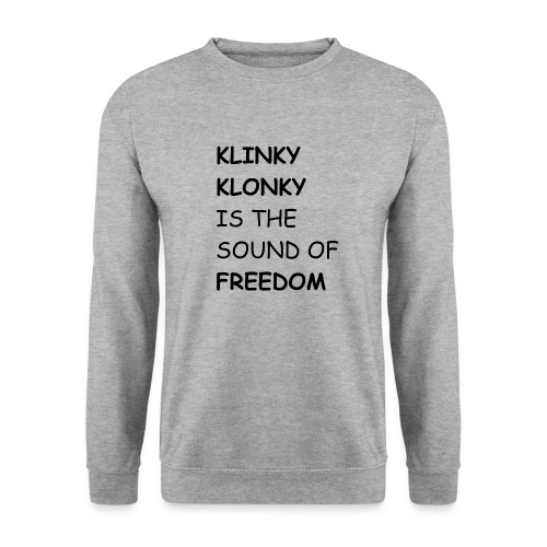 Klonky Freedom - Unisex sweater