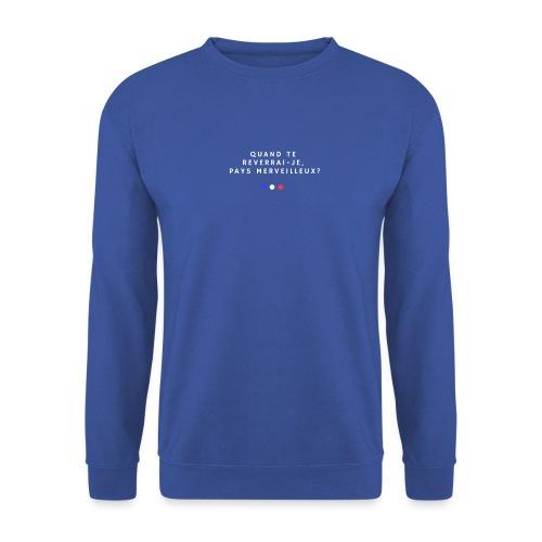 Pays Merveilleux - Sweat-shirt Unisex