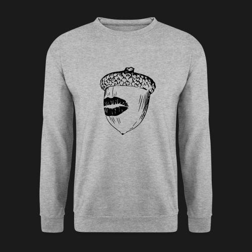 Kuss auf die Eichel [sw] - Unisex Pullover