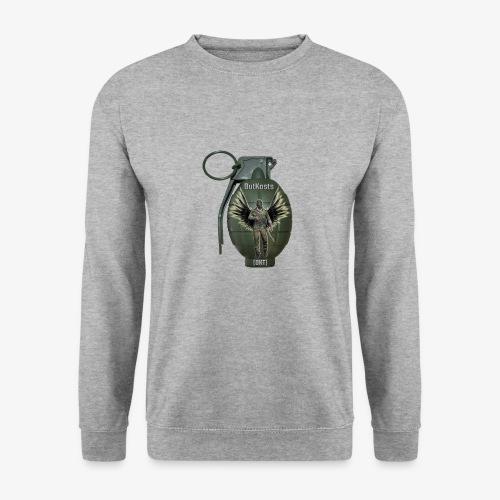 grenadearma3 png - Unisex Sweatshirt